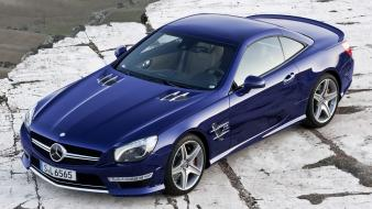 Mercedes benz automobiles cars races racing Wallpaper