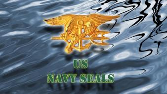 Navy seals logos military special forces wallpaper