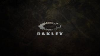 Oakley dark grunge metal wallpaper