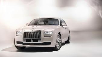 Rolls royce ghost cars concept art static wallpaper