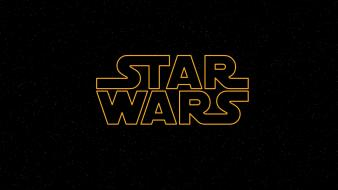 Star wars logos wallpaper