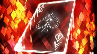 Ace of spades cards diamonds spade wallpaper