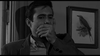 Alfred hitchcock anthony perkins movies psycho wallpaper