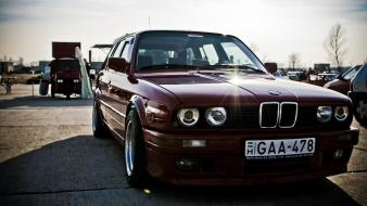 Bmw 3 touring e30 automobiles cars wallpaper