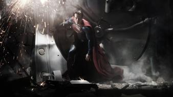Cavill man of steel movie superman actors wallpaper