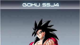 Dragon ball gt goku operating systems wallpaper