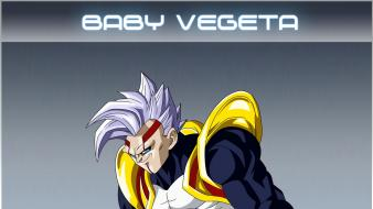Dragon ball gt vegeta baby Wallpaper