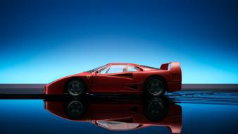 Ferrari f40 jdm japanese domestic market cars sports wallpaper