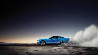 Ford mustang shelby gt500 muscle cars Wallpaper