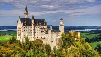 Germany neuschwanstein castle castles wallpaper
