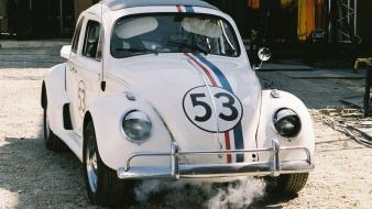 Herbie volkswagen beetle wallpaper