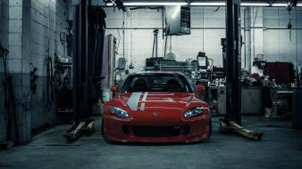 Honda s2000 jdm japanese domestic market cars garages wallpaper