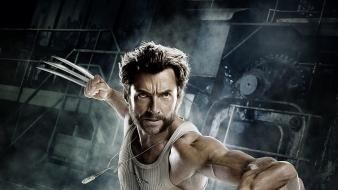 Hugh jackman wolverine xmen origins artwork Wallpaper