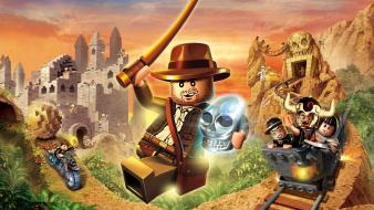 Indiana jones lego legos bricks childhood Wallpaper