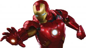 Iron man the avengers movie artwork wallpaper