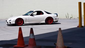 Jdm japanese domestic market mazda rx7 cars tuning wallpaper