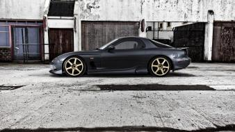 Mazda rx7 automobiles cars vehicles wheels wallpaper