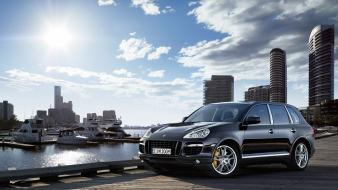 Porsche cayenne automobiles cars vehicles wheels wallpaper