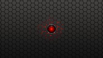 Space odyssey artificial intelligence hal9000 hex computers wallpaper