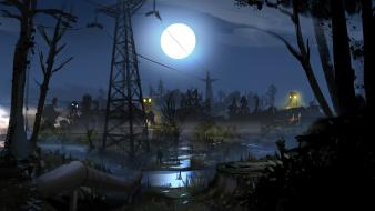 Stalker stalker call of pripyat shadow chernobyl Wallpaper