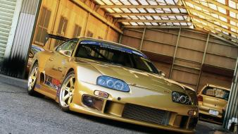 Toyota supra automobiles cars vehicles wheels wallpaper