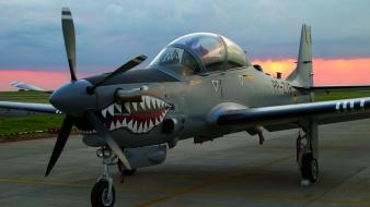 A29 super tucano aircraft wallpaper