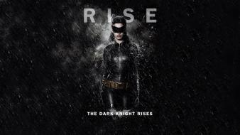 Anne hathaway batman the dark knight rises catwoman wallpaper