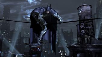Batman dc comics gotham city wallpaper
