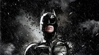 Batman the dark knight rises artwork wallpaper