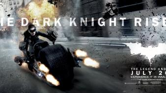 Batman the dark knight rises catwoman banner Wallpaper
