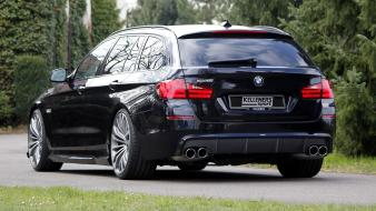 Bmw 5 series touring f11 static tuning Wallpaper