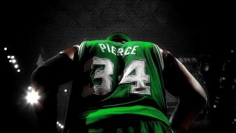 Boston celtics nba paul pierce basketball sports wallpaper