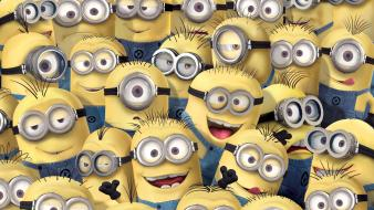 Cgi despicable me artwork minions wallpaper