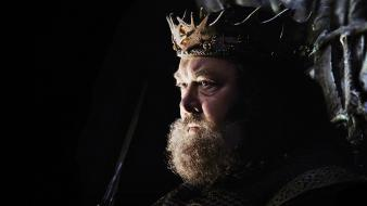 Game of thrones robert baratheon medieval Wallpaper