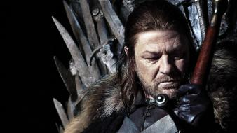 Game of thrones sean bean medieval swords wallpaper