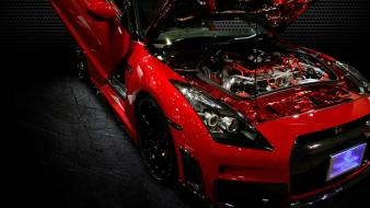 Gtr r35 skyline r33 tommy kaira automobiles wallpaper