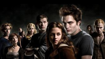 Hollywood kristen stewart robert pattinson twilight movies wallpaper