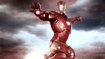 Iron man 2 marvel comics Wallpaper