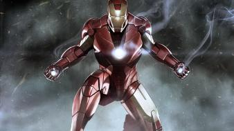 Iron man 2 marvel comics stark industries tony Wallpaper