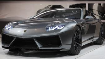 Lamborghini estoque automobiles cars speed Wallpaper