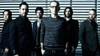 Linkin park rock music band wallpaper