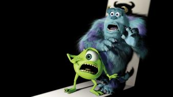 Monsters inc movies wallpaper