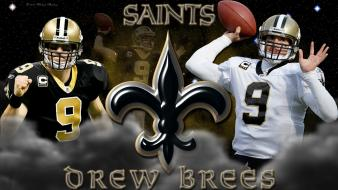 New orleans saints clouds wallpaper