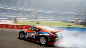Nissan 300zx burnout cars wallpaper