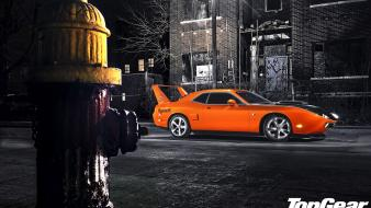 Plymouth superbird custom dodge challenger muscle cars orange wallpaper