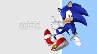 Sonic the hedgehog channel video games wallpaper