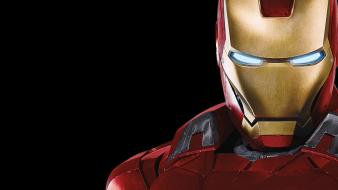 The avengers movie tony stark armor robots Wallpaper