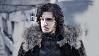 Thrones house stark jon snow tv series wallpaper