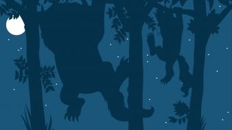 Where the wild things are movies vectors Wallpaper