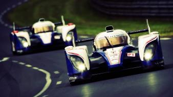 Le mans toyota ts030 hybrid racing cars Wallpaper